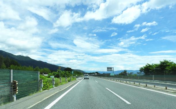 高速道路画像